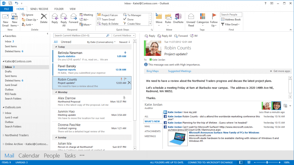 Outlook - Office365