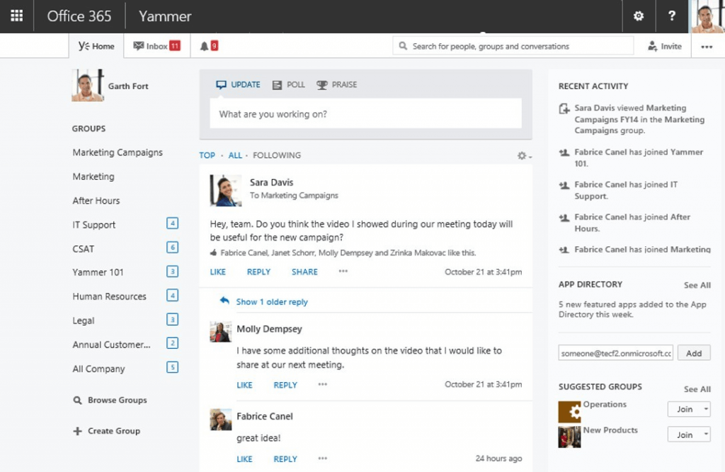 Yammer-Office-365